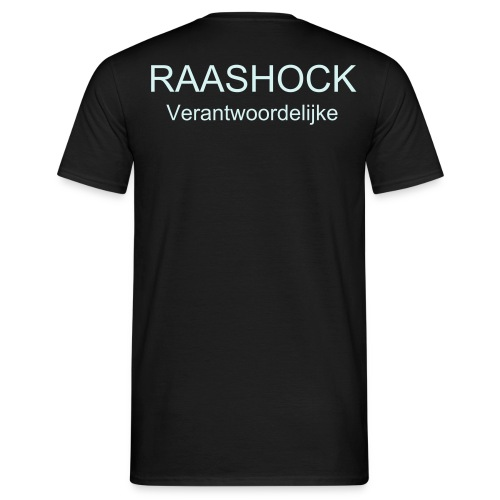 REFLECT RAASHOCK - Mannen T-shirt