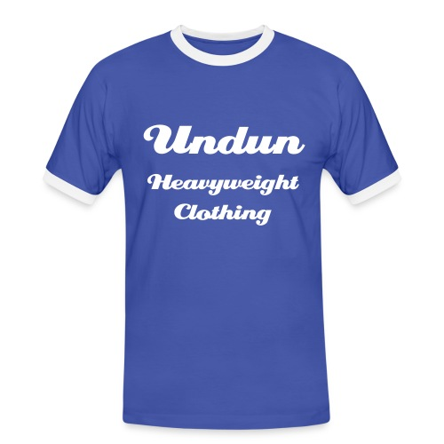 Undun Tee - Men's Ringer Shirt
