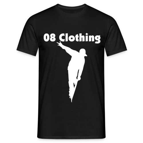 08 Clothing Basic T-shirt - Men's T-Shirt