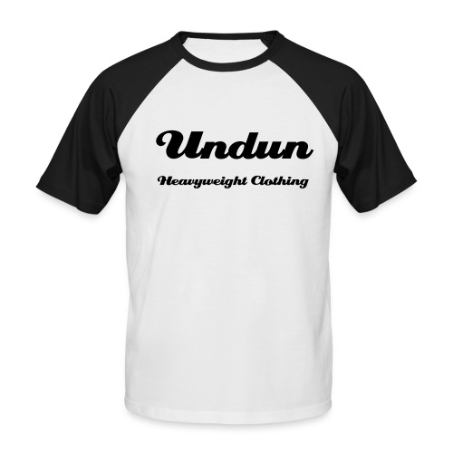 Undun Tee - Men's Baseball T-Shirt