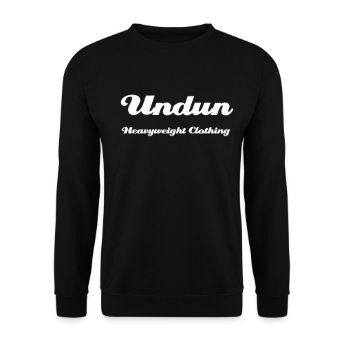 Undun Sweatshirt - Men's Sweatshirt