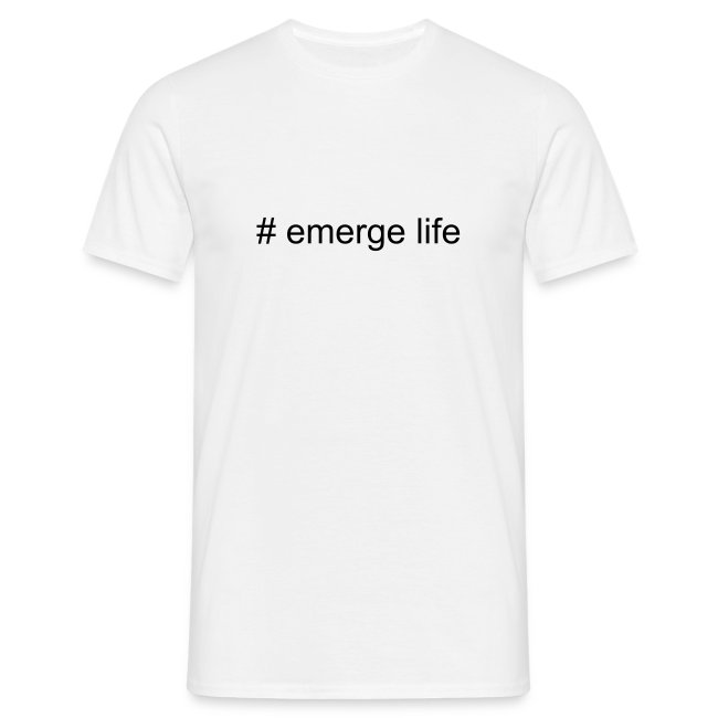 # emerge life (weiss)