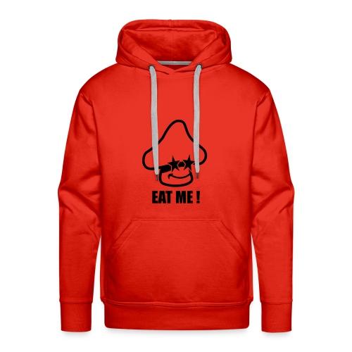 Sweat_homme_Champi - Sweat-shirt à capuche Premium pour hommes