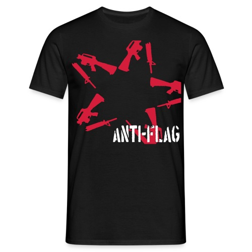 Anti-Flag T-Shirt - Männer T-Shirt