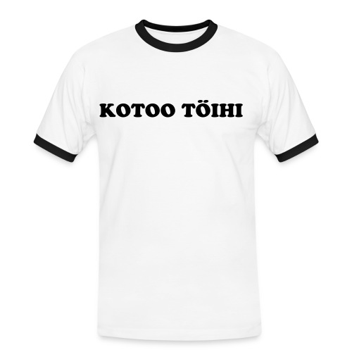 kotoo toihi - Men's Ringer Shirt