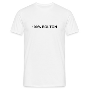 100% BOLTON - Men's T-Shirt