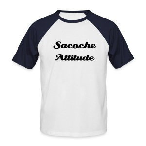FT2-sacoche - T-shirt baseball manches courtes Homme