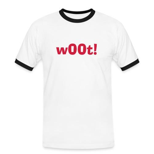 woot - Men's Ringer Shirt