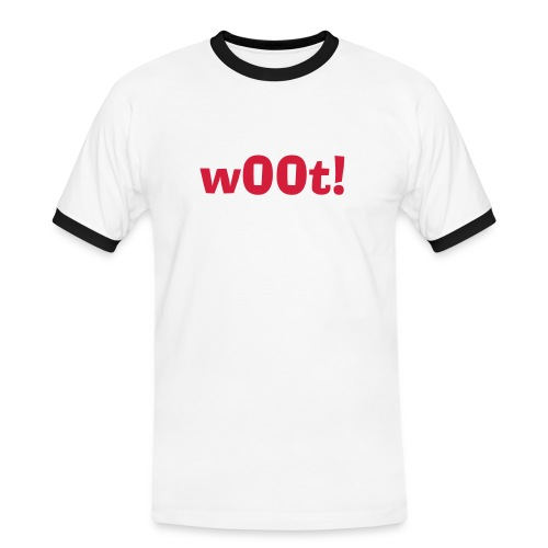 woot - Men's Ringer Shirt