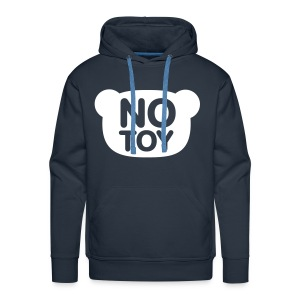 No toy - Premium hettegenser for menn