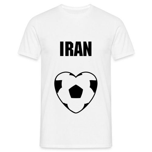 Iran Team - Men's T-Shirt