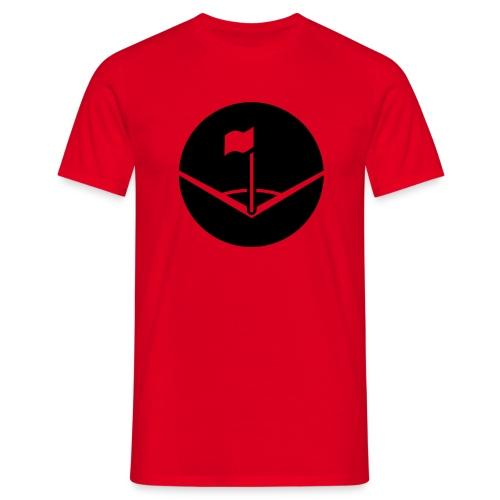 Fußball Eckfane - Männer T-Shirt