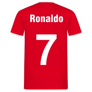 C.Ronaldo Man Utd - Men's T-Shirt