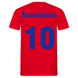 Ronaldinho Barcelona - Men's T-Shirt