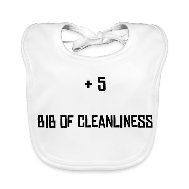 Bib of Cleanliness