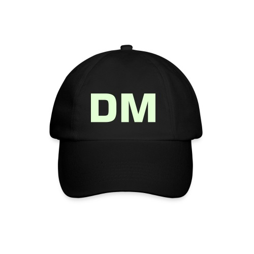 Glow in the Dark DM cap - Baseball Cap