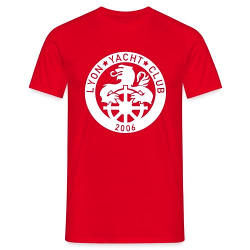 archisys LYC-001-002-FX - Männer T-Shirt