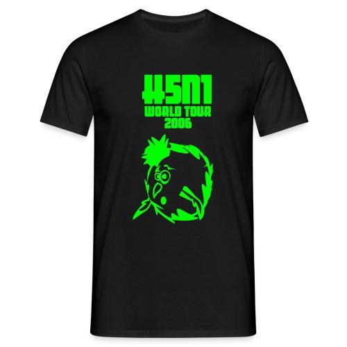 Gripe Aviar! - Camiseta hombre