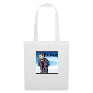 Badger - Animation - Tote Bag