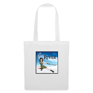 River - Animation - Tote Bag