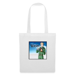 Wash - Animation  - Tote Bag