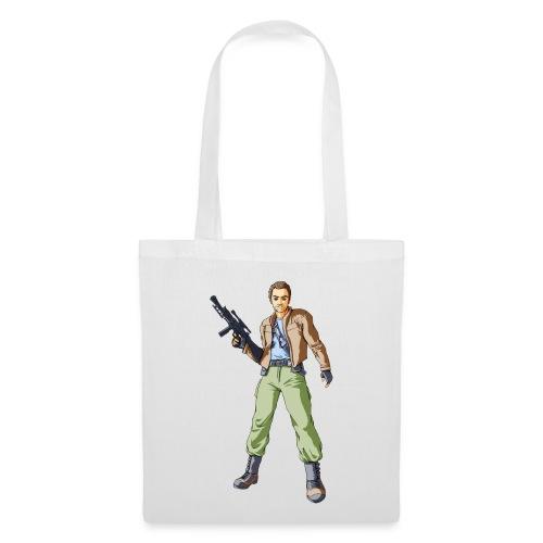 Jayne - Animation  - Tote Bag