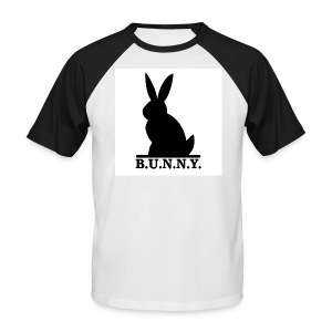 B.U.N.N.Y. - Men's Baseball T-Shirt