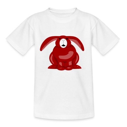 Red Rabbit - Teenage T-Shirt