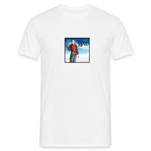 Mal - Animation  - Men's T-Shirt