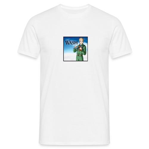 Wash - Animation  - Men's T-Shirt