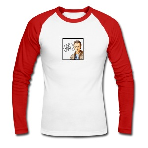 Jayne - Animation Quote - Men's Long Sleeve Baseball T-Shirt
