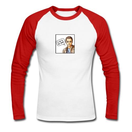 Jayne - Animation Quote - Men's Long Sleeve Baseball T-Shirt