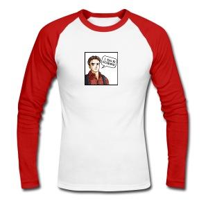 Mal - Animation Quote - Men's Long Sleeve Baseball T-Shirt