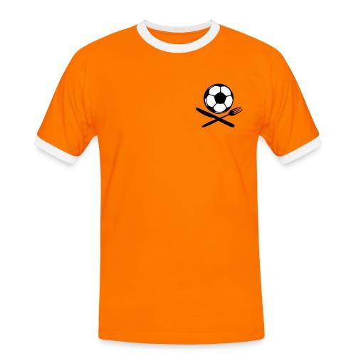PANIR MASALA - Männer Kontrast-T-Shirt