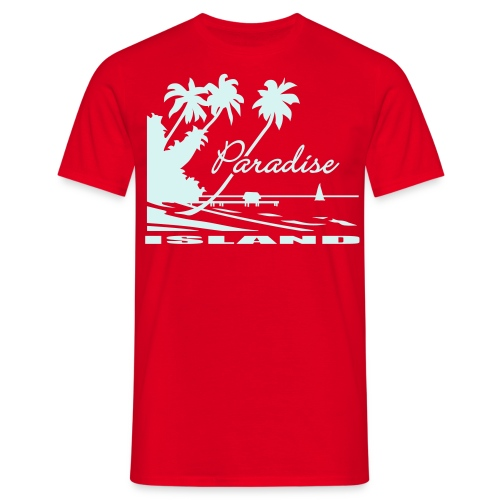 Paradise I - Koszulka męska