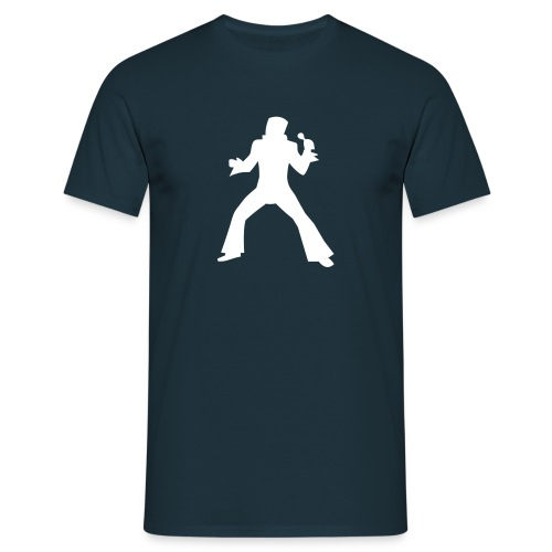 THE KING! - Men's T-Shirt