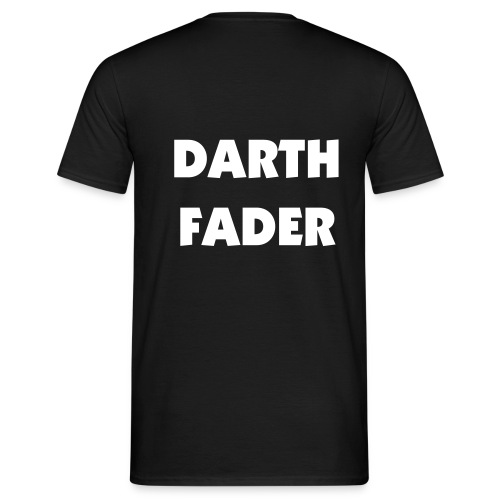 Darth Fader - Mannen T-shirt