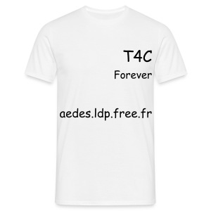 T4C Forever - T-shirt Homme