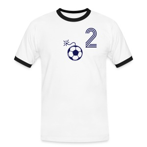 NIMM 2 - Männer Kontrast-T-Shirt