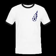T-Shirts ~ Männer Kontrast-T-Shirt ~ TRICK 17