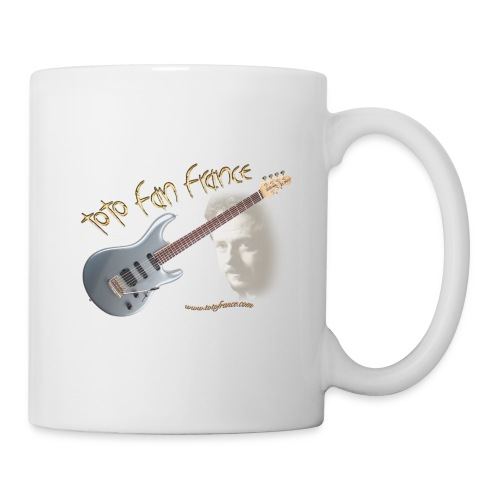 Tasse Luke & Guitare TFF - Mug blanc