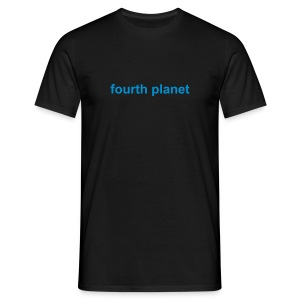 fourth planet - Men's T-Shirt