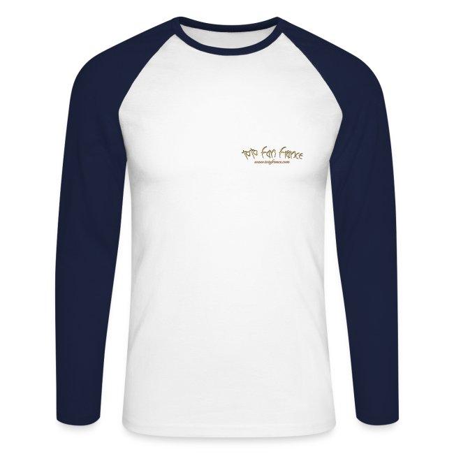Tee-Shirt Manches Longues Luke Ombré