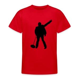 Tee-Shirt Couleur Enfant Bobby Ombré - T-shirt Ado