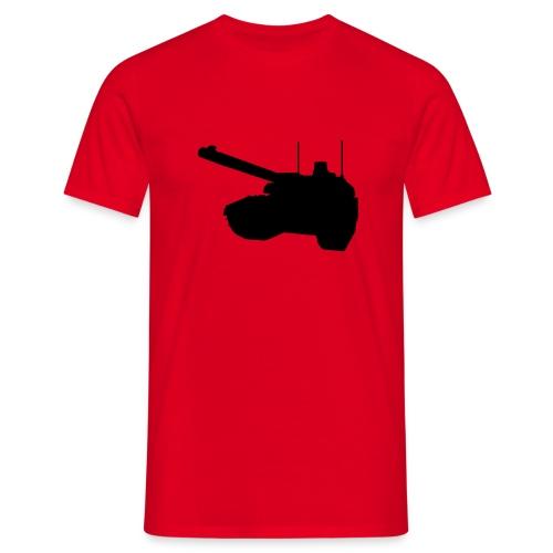Panzer - Männer T-Shirt