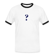 T-Shirts ~ Männer Kontrast-T-Shirt ~ 2 FELLOS