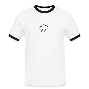SCHLAMMSCHL 8 - Männer Kontrast-T-Shirt