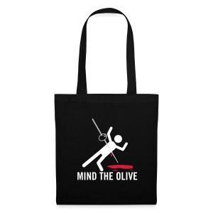 Mind The Olive - Bag - Borsa di stoffa