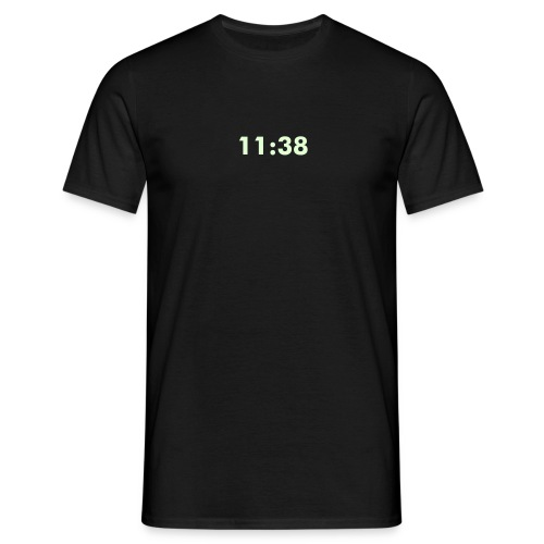 11:38 tshirt - Men's T-Shirt