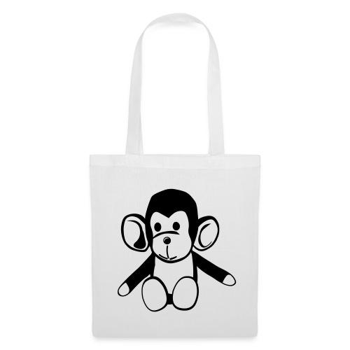 sacco monkey - Borsa di stoffa